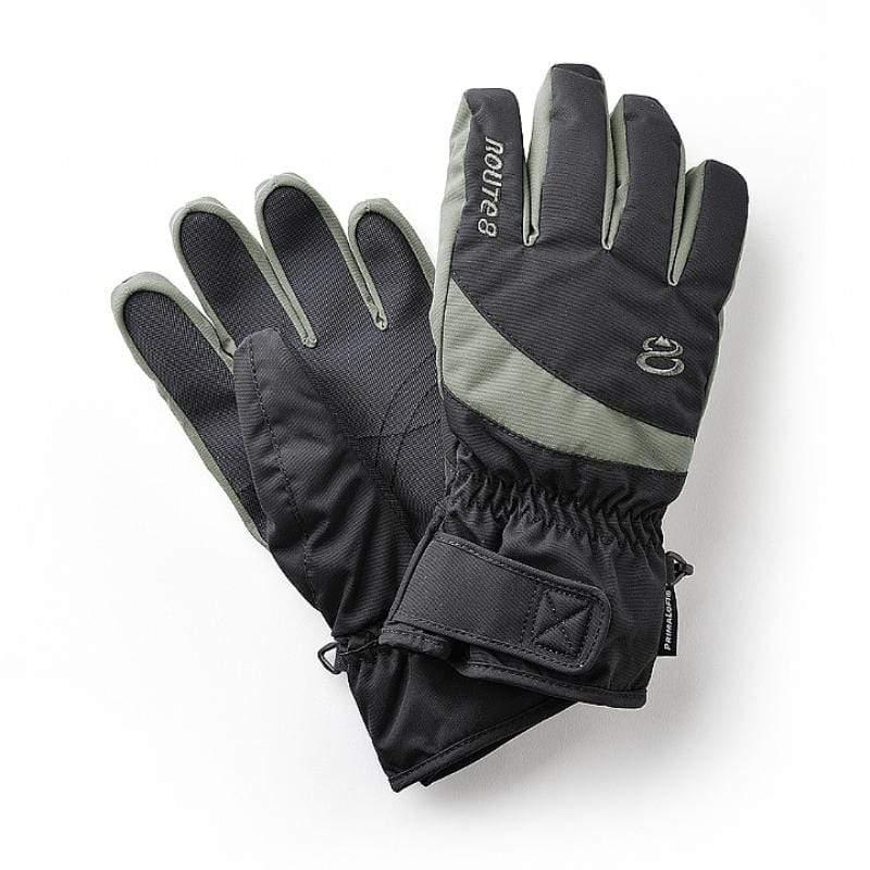 KORUS PRIMALOFT(可觸控滑屏)防水保暖手套 (黑) L