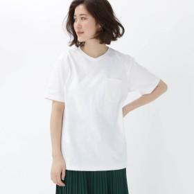 BASE CONTROL LADYS(ベースステーション:レディース)/日本製 JAPAN MADE ハイブリッド Tシャツ
