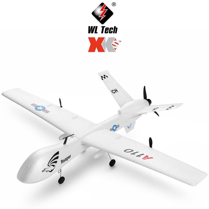 阿莎力 xk a110 mq9 掠食者 全球鷹 無人機 遙控飛機 全套到手可飛 免組裝