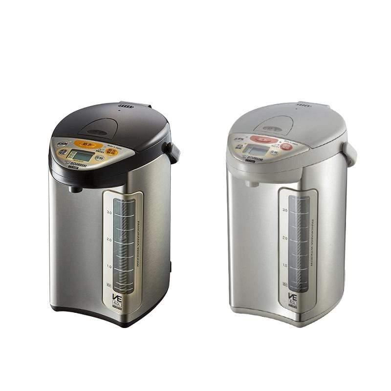 4公升 SuperVE真空省電微電腦電動熱水瓶(CV-DSF40) 銀色(XA)