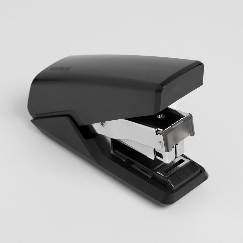 Atomo平針省力訂書機 - 黑
