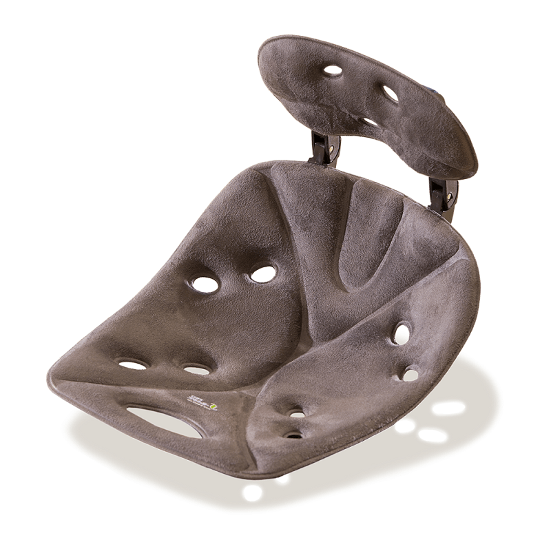 美姿支撐坐墊 - 豪華型 氣質灰