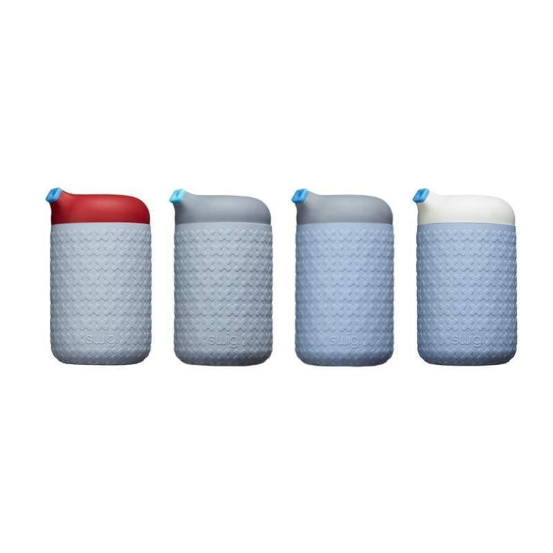 SWIG 企鵝咖啡杯 灰色系 (共四色) SWIG 企鵝咖啡杯 E/粉紫/白/藍
