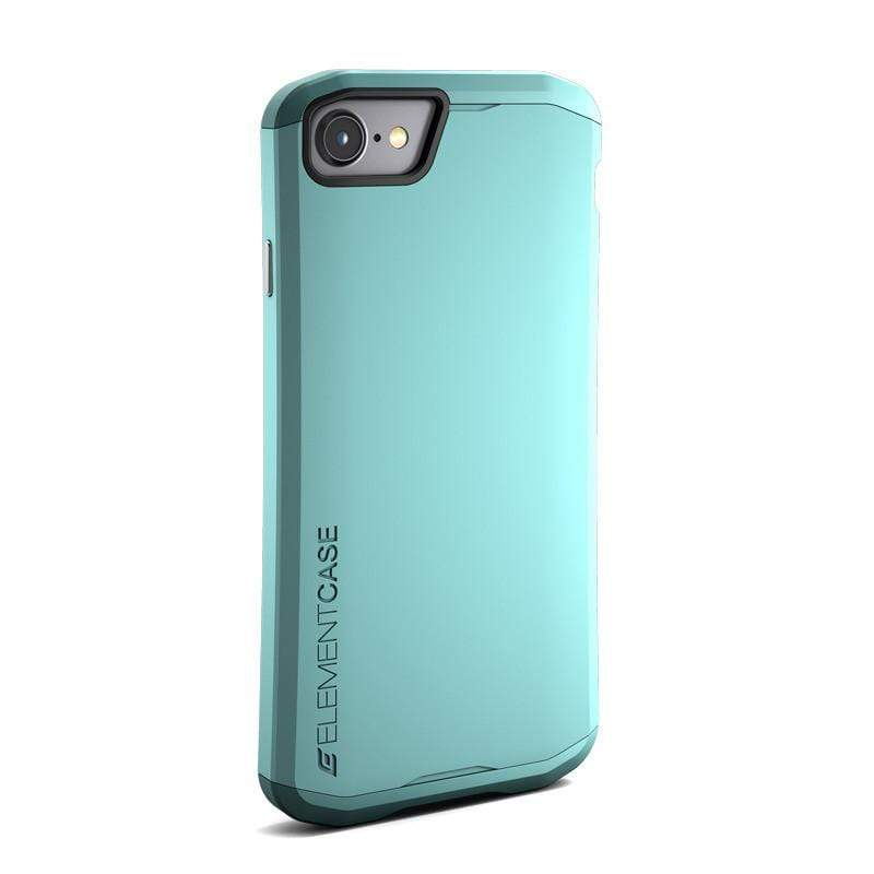 "AURA 系列 iPhone 7 (4.7"") 時尚防摔手機保護殼 - 淺藍"