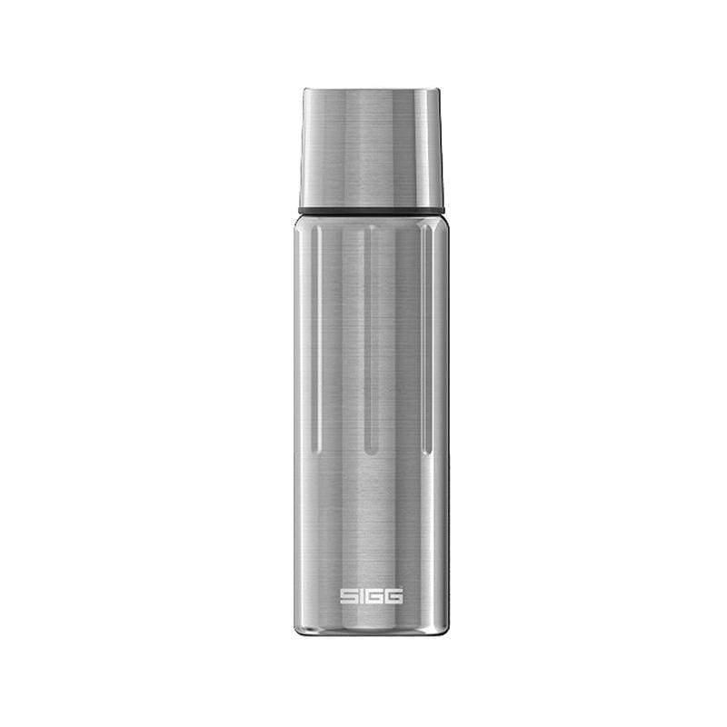 晶燦不銹鋼 保溫瓶 500ml - 霧鋼銀