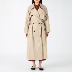 Munich(ミューニック)/vintage cotton twill big trench coat