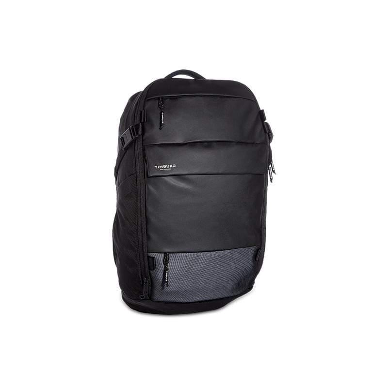 30L 防水電腦後背包 / 黑