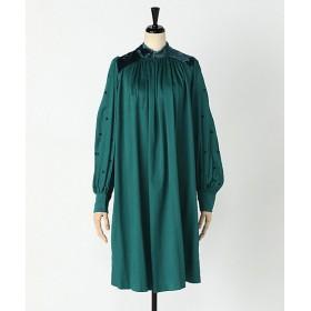 【SALE(伊勢丹)】<VERONICA/ヴェロニカ> DRESS 54VIRIDIAN【三越・伊勢丹/公式】