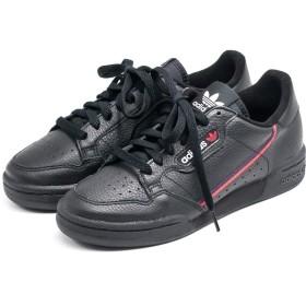 adidas originals アディダス オリジナルス CONTINENTAL 80 コンチネンタル G27707 (22.0cm, BLACK)