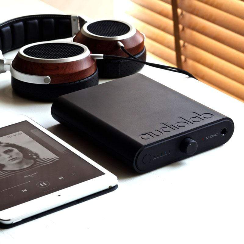 M-DAC mini 可攜帶型 DAC 耳機擴大機