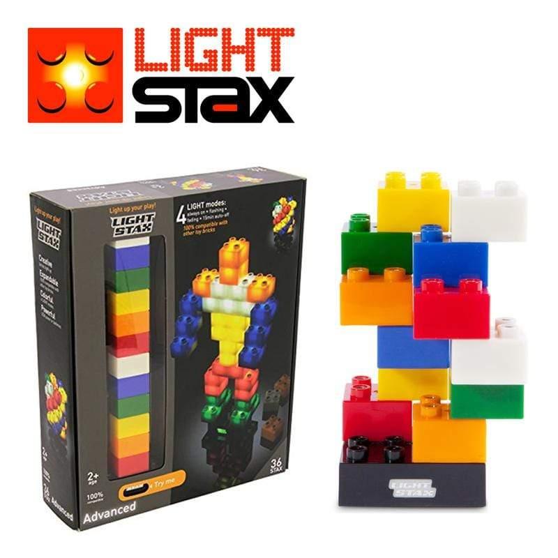 Advanced創意LED積木(大顆粒36入)