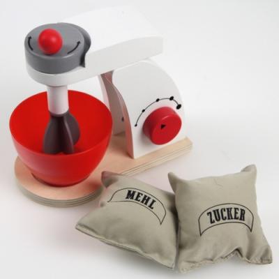 木製扮家家酒學習玩具系列-攪拌機