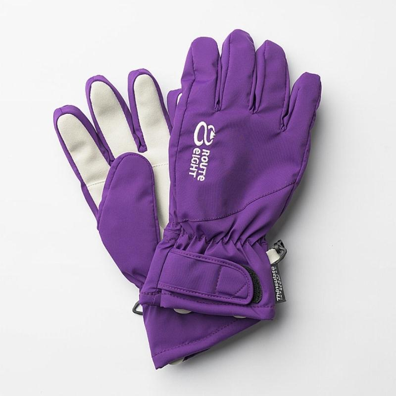 Kreate 3M 防水保暖手套 (紫色) M