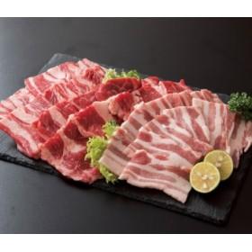 鳥取牛・大山豚焼肉セット(合計1kg)