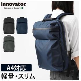 バックパック リュックサック innovator Riktig Brim イノベーター A4対応 ノートPC