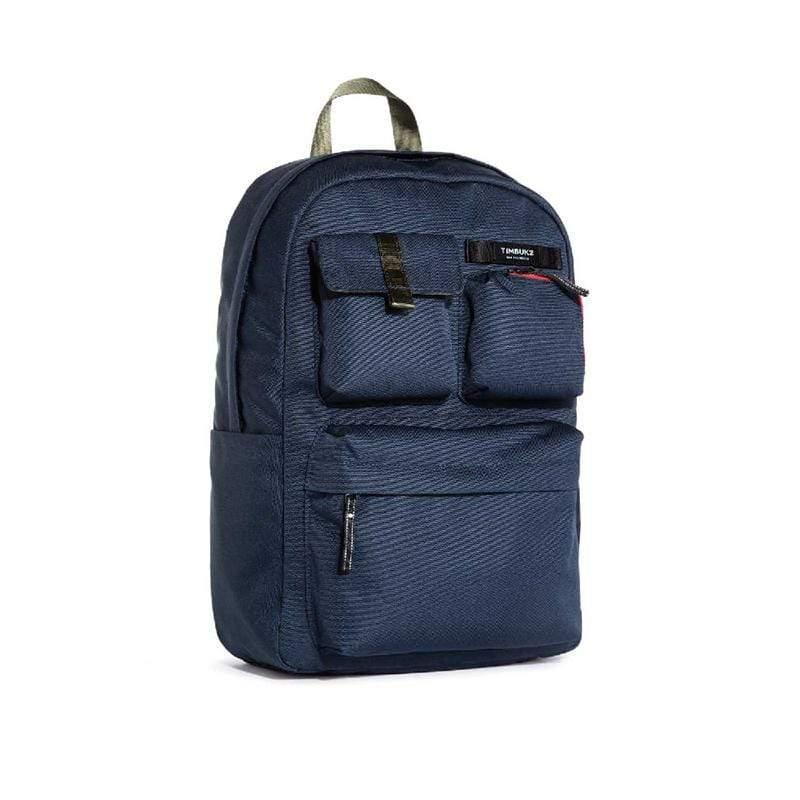27L 多口袋輕量電腦後背包- 共4款 紅