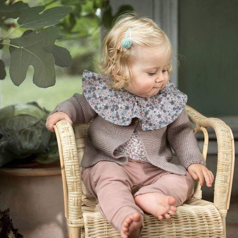 360度造型口水巾圍兜兜 - Petite Botanic 祕密花園