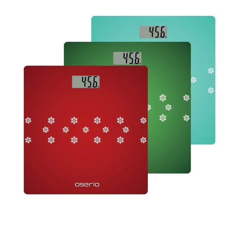 數位體重計(禮物盒設計) BNG-207 綠
