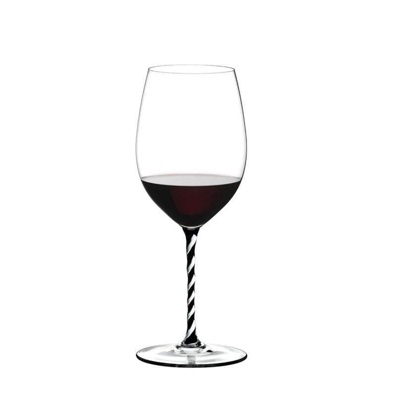 Bordeaux黑白旋彩手工紅酒杯 860ml