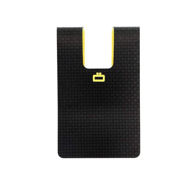 Carbon Card Clip RFID安全防盜碳纖維卡夾