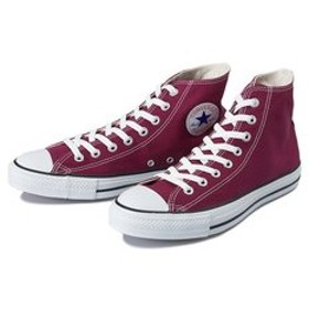 【ABC-MART:シューズ】32660132 CANVAS ALL STAR HI MAROON 478274-0001