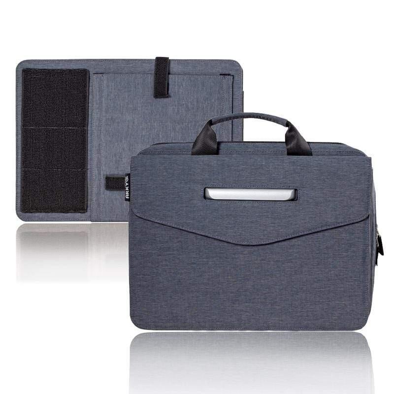 BoardPass Bag X 升級版 博思包大全配組合 - 共2色 (主包+收納板) - 灰銀