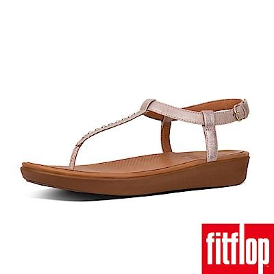 FitFlop TIAR夾腳涼鞋粉色