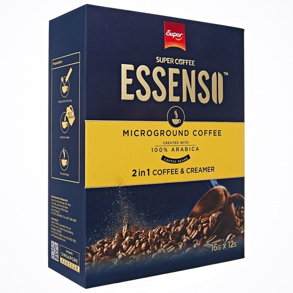 東勝essenso微磨咖啡 二合一 即溶咖啡 100%阿拉比卡原豆