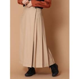 【E hyphen world gallery:スカート】フロントタックラップスカート