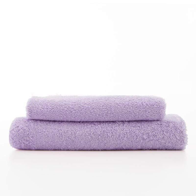 飯店浴巾+大毛巾 - 紫丁香