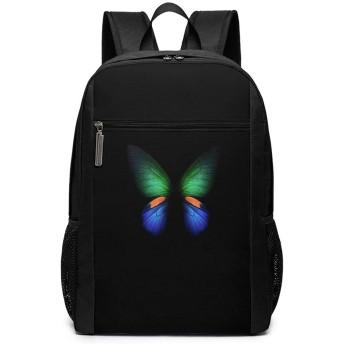 夜の蝶 リュックバック リュックナップザック バッグ ノートパソコン用のバッグ 大容量 バックパックチ キャンパス バックパック 大人のバックパック 旅行 ハイキングナップザック