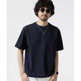 【nano・universe:トップス】マルチスペックTシャツ S/S
