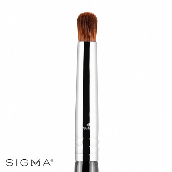 Sigma E34-圓柱形顯色眼影刷 Domed Utility Brush - WBK SHOP