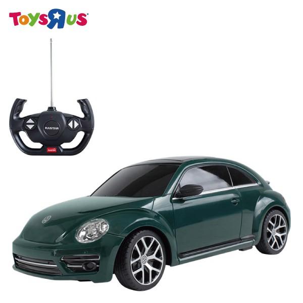 RASTAR 1:14 福斯金龜車遙控車 玩具反斗城