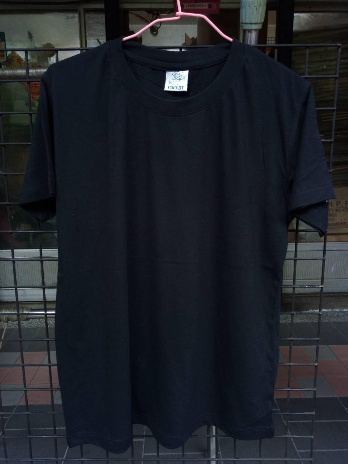 純棉圓領T恤 素T 大學T 黑色 團體服訂製  也可混色採購+隨機贈品