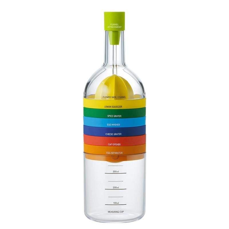 bin8 多功能廚房道具瓶
