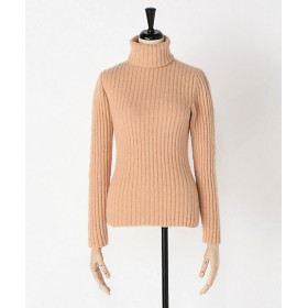 【SALE(伊勢丹)】<baserange/ベースレンジ> SAMIN TURTLE NECK GRAVEL B/R【三越・伊勢丹/公式】