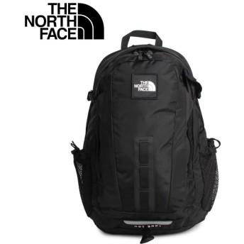ノースフェイス THE NORTH FACE ホットショット リュック バッグ バックパック メンズ レディース 30L HOT SHOT SE ブラック 黒 NF0A3KYJ