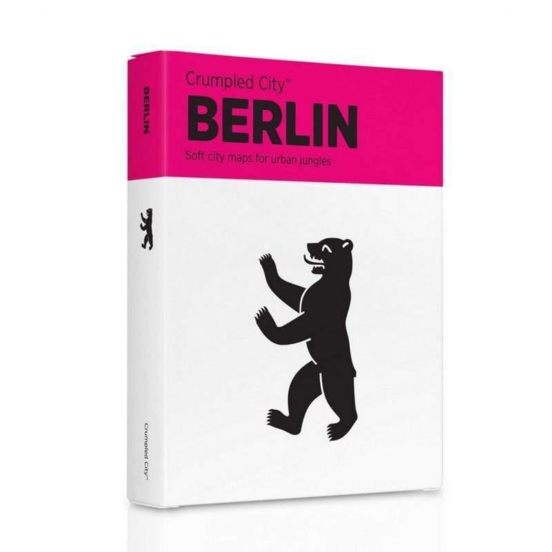 揉一揉地圖 - 柏林 揉一揉地圖 - 柏林