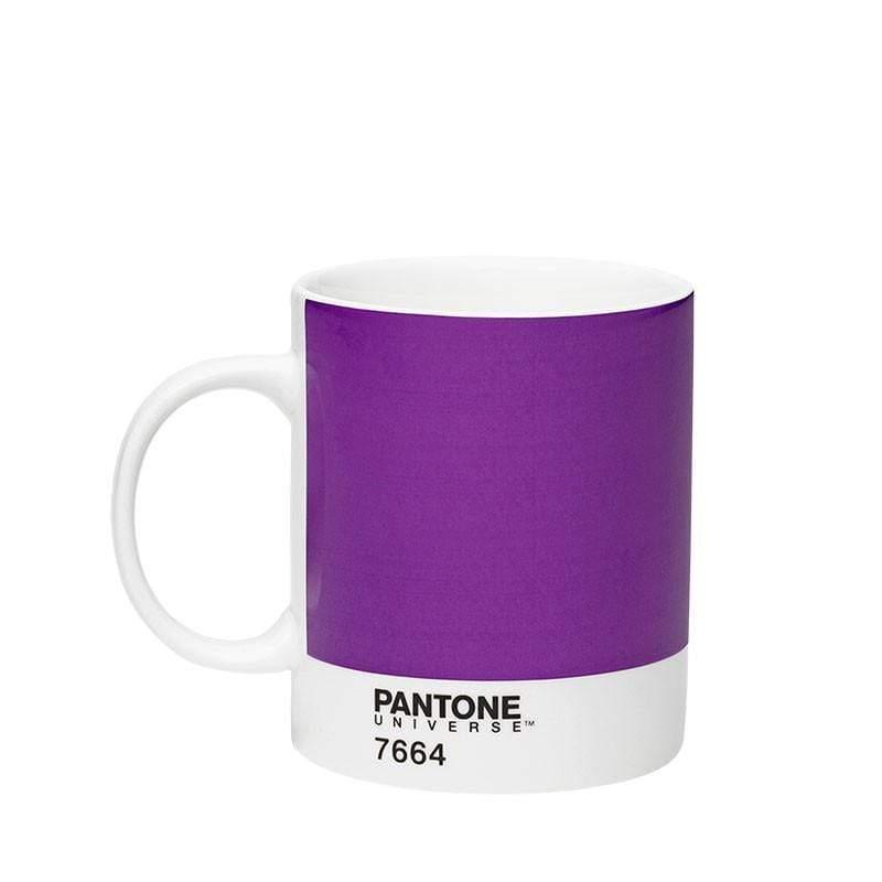 色票馬克杯 - 牽牛紫