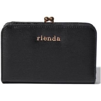【リエンダ(バッグ)】【rienda】BASIC SLG MINI ROUND WALLET