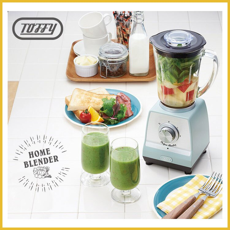 日本Toffy 經典果汁機 K-BD1-PA 蔬果機 榨汁機 冰沙機 攪拌機 料理機 食物調理機 果菜機 碎冰機【神腦貨】