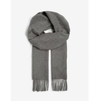 ジョンストンズ JOHNSTONS レディース マフラー・スカーフ・ストール Cashmere scarf GRANITE