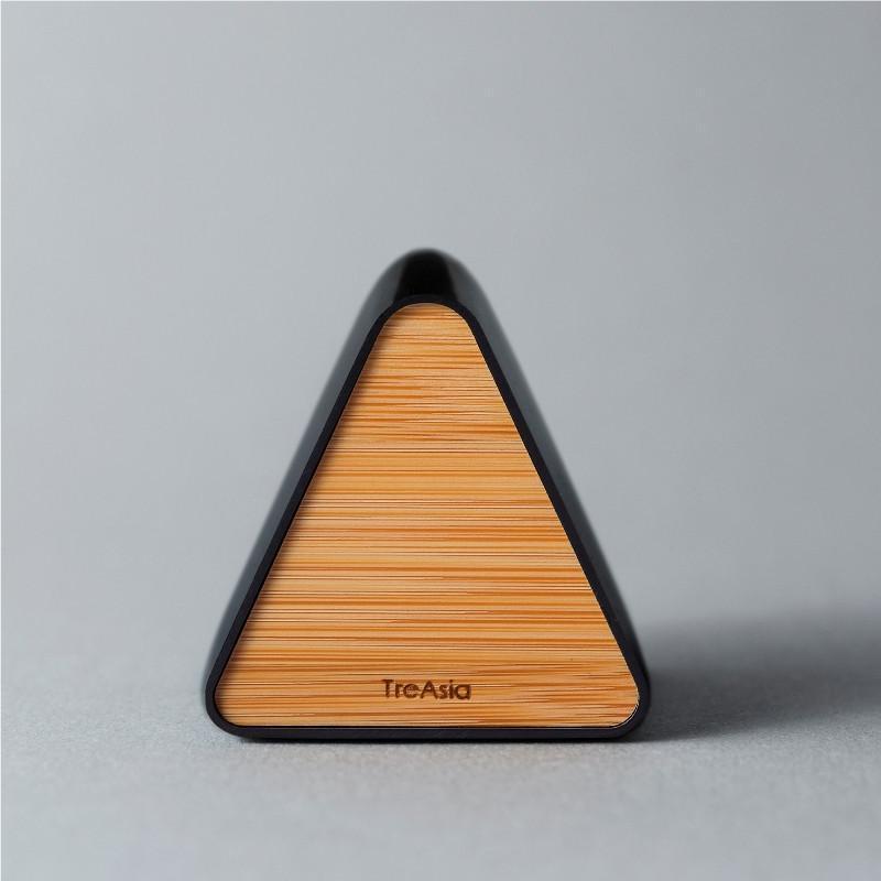 Triangle|Bamboo Eyewear Stand 燻竹眼鏡座