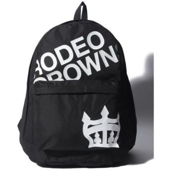【ロデオクラウンズ(バッグ)】【RODEO CROWNS】 LOGO BACK PACK BACK PACK