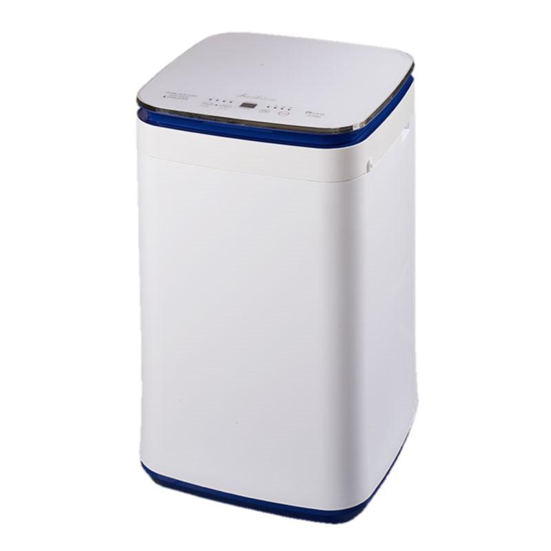 HERAN 禾聯 3.5kg 溫控蒸泡洗直立洗衣機 HWM-0451H