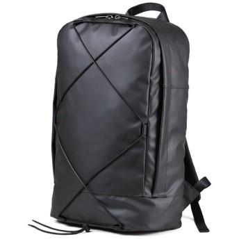 カバンのセレクション ワンダーバゲージ アクティベート リュック メンズ レディース 防水 撥水 大容量 30L WONDER BAGGAGE wb v 006 ユニセックス ブラック フリー 【Bag & Luggage SELECTION】
