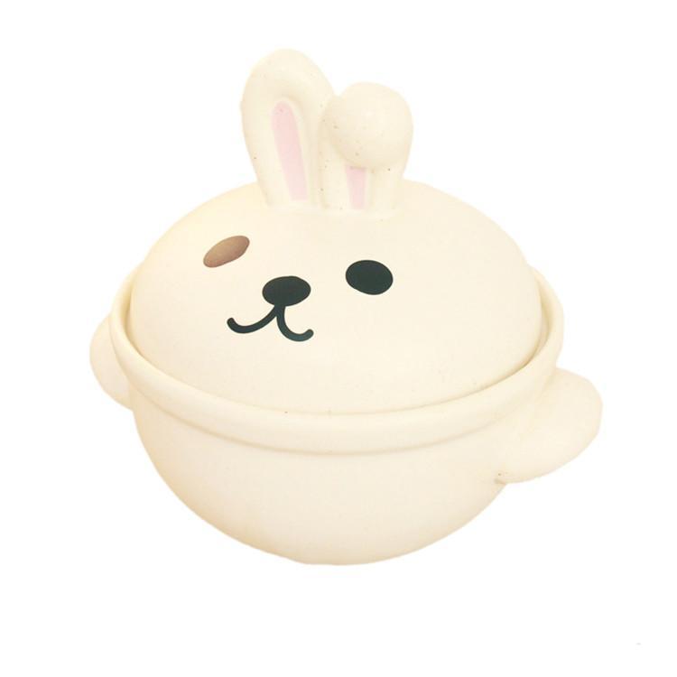 陶鍋(0.7L) - 兔子