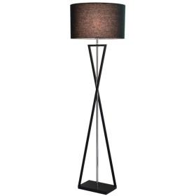 フロアライト LED垂直フロアランプ、リビングルームのベッドルームのベッドサイドパーソナリティソファの垂直フロアライト 寮の部屋読書灯 (Color : A)