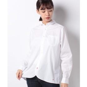 FRAPBOIS ハーフシャツ(ホワイト)